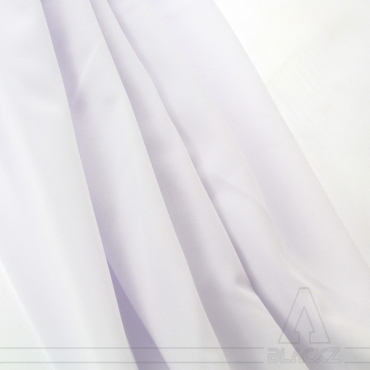*** White 12m Aerial Silk fabric ***
