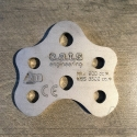 Moby-Dick M Plate - without Swivel