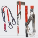 Tie-Back Double Safety Lanyard SANCHOC