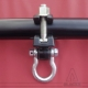Acrobatic Rigging Clamp with ball bearing - 42mm
