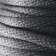16mm Black Rigging Rope