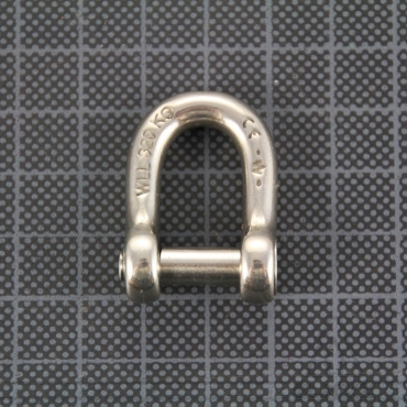 D Shackle allen head pin 6mm