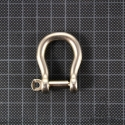 Bow Shackle self-locking 6 mm