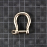 Bow Shackle self-locking 6mm