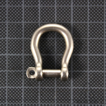 Bow Shackle self-locking 5 mm