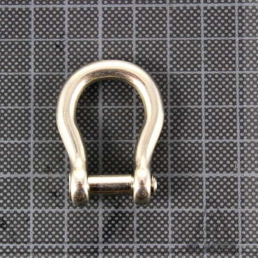 Bow Shackle allen head pin 8 mm