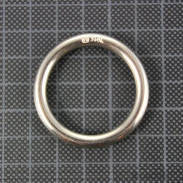 STAINLESS Ring M