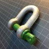 Chain Shackle Green Pin® 1t