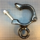 Acrobatic Rigging Clamp with ring anchor - 76mm