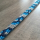 Arena Rigging Working Rope 15mm - 3col Blue Snake