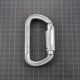 DOUBLE-O-TRI carabiner