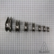 Wire Rope Thimble 3mm galvanized