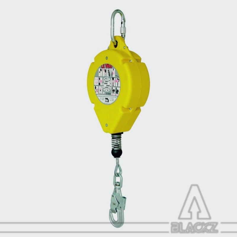 FALL ARRESTER DEVICE PPE, CABLE 15M NCS15