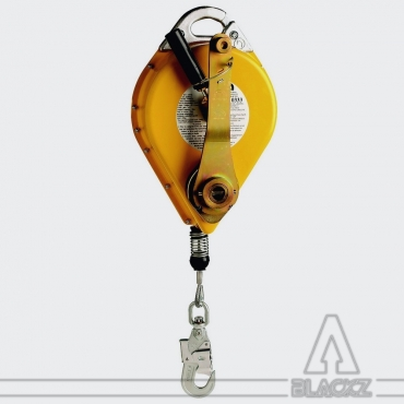 FALL ARRESTER AND RESCUE DEVICE PPE 20M NS20