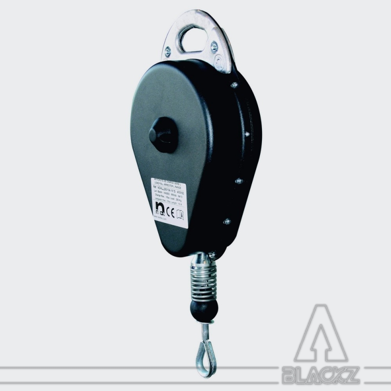 LOAD FALL ARRESTERS 250KG, 10M