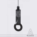 REUTLINGER Cable Gripper Type 80 lateral exit with ring
