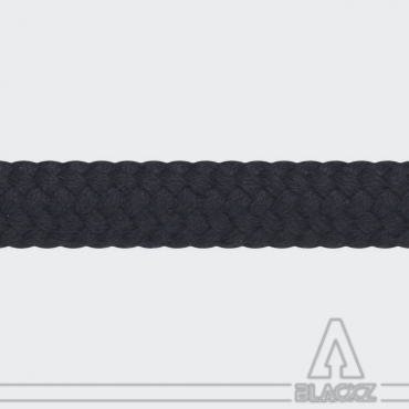 *** 10mm diameter Soft Black - Length 4,7m ***