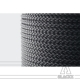 Black Polyester Braid 6mm