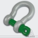 Standard Shackle Green Pin® 6,5 t