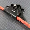 MODULAR RIGHT rope clamp Black