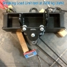 Acrobatic Beam Clamp with Pulleys