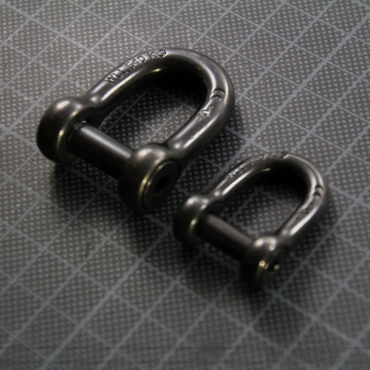 D Shackle allen head pin 8mm