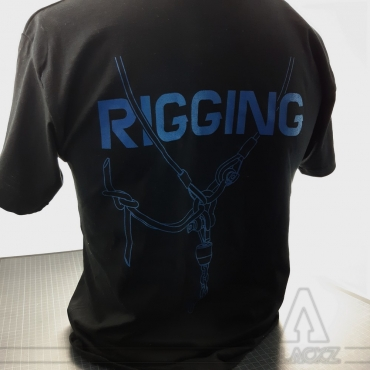 Tee-shirt Rigging BlackZ
