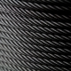 *** 4mm Black wire rope - Length 8.2m ***