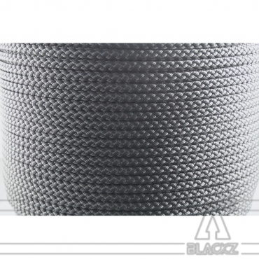 Black Polyester Braid 12mm