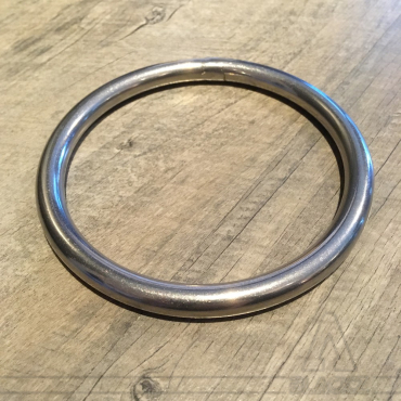 STAINLESS Ring XXL