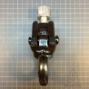 Acrobatic Rigging Clamp with ring anchor - 34mm