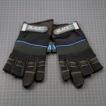BlackZ Gloves for rigging