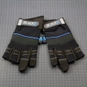 BlackZ Gloves for rigging with 3 fingers cut off