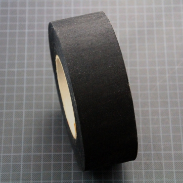 Black Acrobatic Tape - 50mm