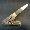 Stainless Ratchet Strap 50 mm tie-down
