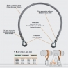 Anchor Steel Cable