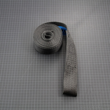 Black tie-down Strap 50 mm x 10 m for Ratchet