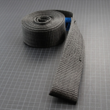 Black tie-down Strap 50 mm x 5 m for Ratchet