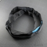 Black Textile round sling 1t
