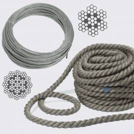 Ropes & Wire ropes
